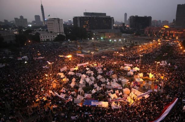Midden-Oosten Report: Lang Leve de Politieke Islam