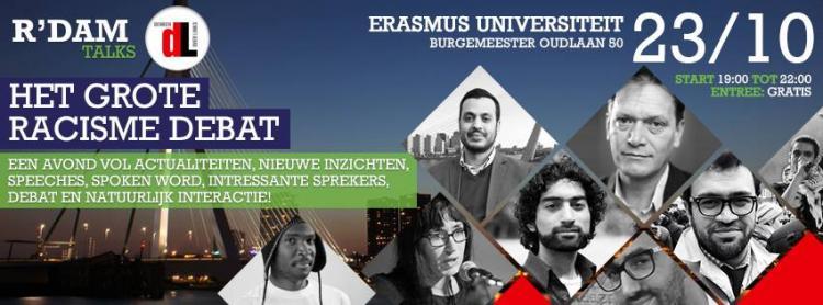 Rotterdam: Het grote Racismedebat