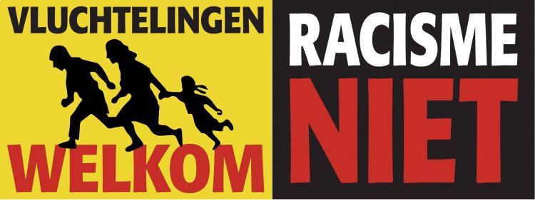 Utrecht: Vluchtelingen Welkom, Racisme Niet