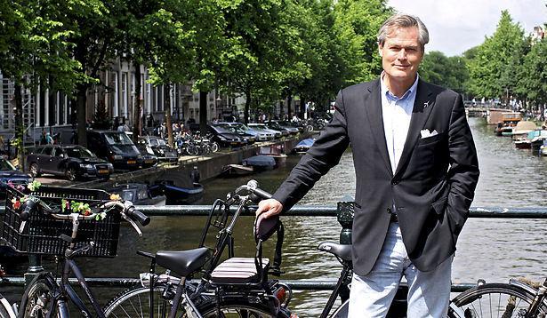Amsterdam: Blauwe economie