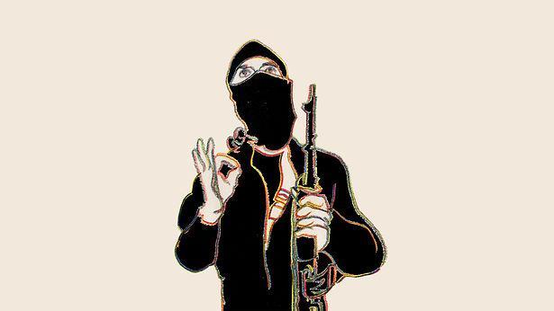 Amsterdam: Jihadisten & de media