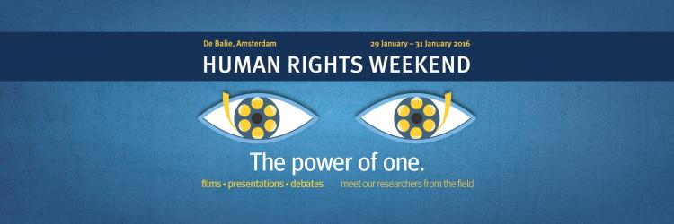 Human Rights Weekend