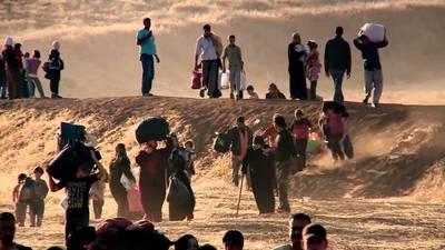 Den Haag: Syriërs op de vlucht: Noodhulp helpt!?
