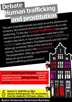 Human trafficking and prostitution: the story and its solutions