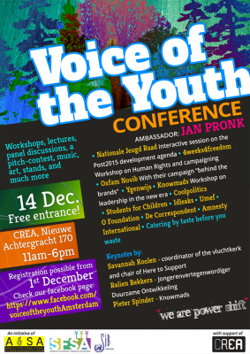 Symposium about, on and for youth activists