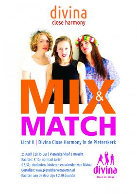 Concert Divina Mix & Match