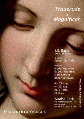 Midsummer Voices - concert Bach