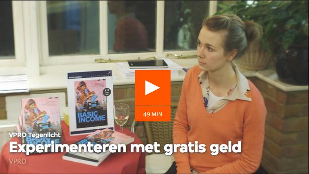 Utrecht: Politiek café - Basisinkomen