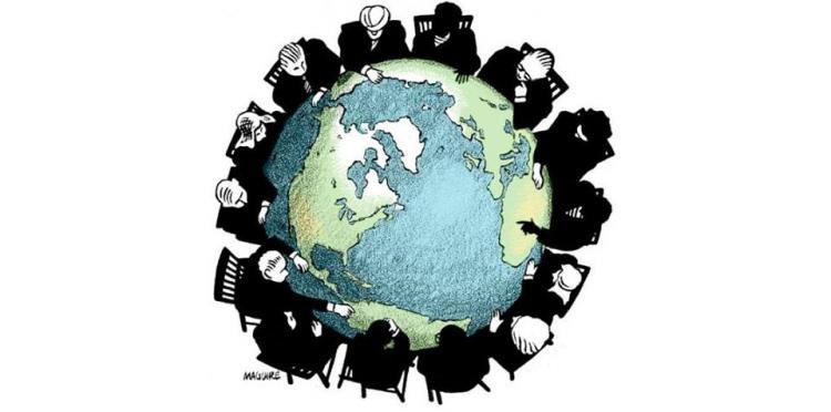 Amsterdam: Tegenlicht Meet Up TTIP: Het recht van de sterkste