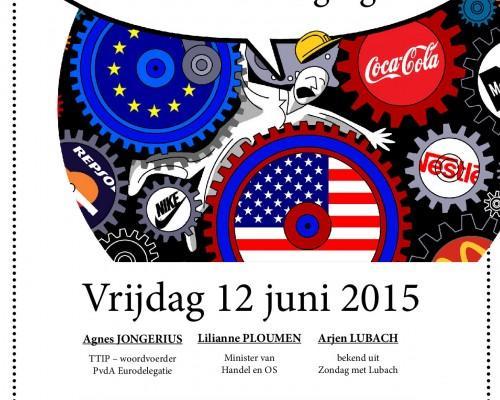 Utrecht: TTIP discussie PVDA