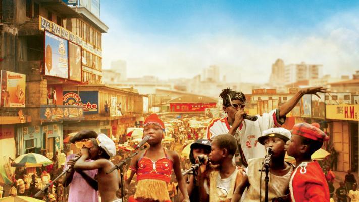 Movies that Matter on tour: Kinshasa Kids