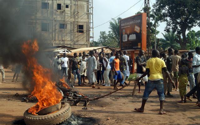 Utrecht SIB lezing: De Centraal Afrikaanse Republiek: massamoord in de maak?