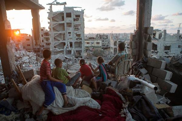 """GAZA inside out 2014-2015"". Photo exhibition"