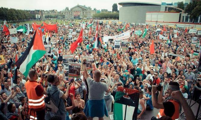Gaza 1 jaar later: Gaza 1 jaar later: Stop de blokkade, stop de bezetting!
