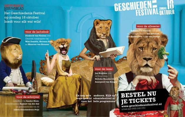 Haarlem: Geschiedenis Festival
