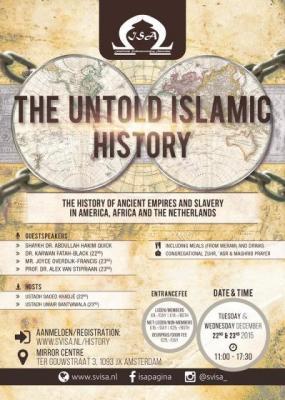 Amsterdam: The untold islamic history